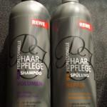 Rewe Shampoo und Spülung